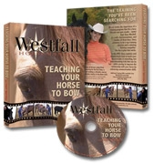 Stacy Westfall: Teaching your horse to bow