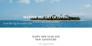 Stacy Westfall's Blog, Master the Art of Living