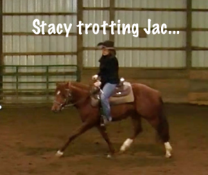 Stacy Trotting Jac