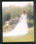 Stacy Westfall wedding dress