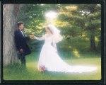 Jesse and Stacy Westfall wedding photo